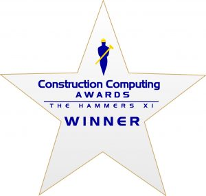 Clearbox named 'Cloud-Based Technology of 2016' at this year's Construction Computing Awards